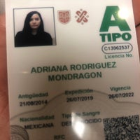 Módulo De Licencias Y Pasaportes Servicio Financiero O