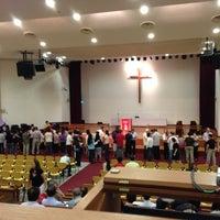 Das Foto wurde bei SJSM - Christ Sanctuary von Stanley W. am 11/7/2012 aufgenommen