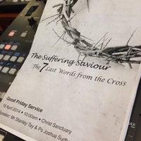 Das Foto wurde bei SJSM - Christ Sanctuary von Stanley W. am 4/18/2014 aufgenommen
