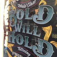 Foto diambil di Bold Will Hold Tattoo - Samuele Briganti oleh Músina F. pada 2/7/2017