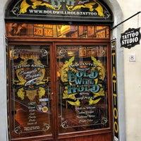 Photo prise au Bold Will Hold Tattoo - Samuele Briganti par Músina F. le12/29/2017