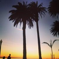 Foto tomada en Boardwalk - Santa Monica Beach por Anna H. el 1/20/2013
