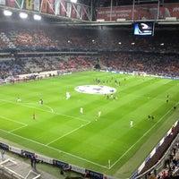 10/24/2012 tarihinde Brian M.ziyaretçi tarafından Johan Cruijf Arena'de çekilen fotoğraf