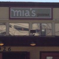4/10/2013 tarihinde George A.ziyaretçi tarafından Mia's Pizzas'de çekilen fotoğraf