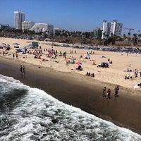 Foto tomada en Santa Monica State Beach por Photo L. el 5/13/2013