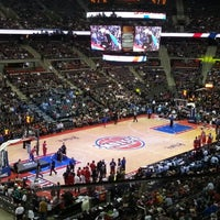 Foto scattata a The Palace of Auburn Hills da Oscar G. il 12/8/2012