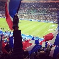 Foto diambil di Stade de France oleh MacK⚽️NS🍄 pada 11/19/2013