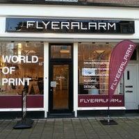 Flyeralarm Store Amsterdam Now Closed Museumkwartier 1