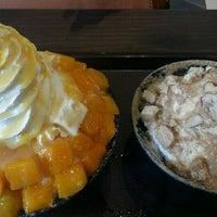 Das Foto wurde bei Bing Go Korean Cafe von Anggi P. am 2/7/2016 aufgenommen