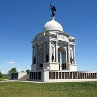 5/12/2013にJim L.がGettysburg National Military Park Museum and Visitor Centerで撮った写真