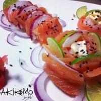 Foto tirada no(a) Akikomo Sushi por Restaurante A. em 8/9/2013