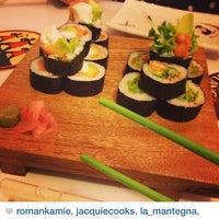 Foto tirada no(a) Akikomo Sushi por Restaurante A. em 1/9/2014