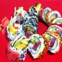 Foto tirada no(a) Akikomo Sushi por Restaurante A. em 2/16/2014