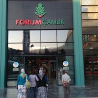 8/8/2013 tarihinde TRKN S.ziyaretçi tarafından Forum Çamlık'de çekilen fotoğraf