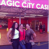 Foto tirada no(a) Magic City Casino por Crystal G. em 4/14/2013