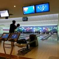 Planet Bowl Bowling Alley In Singapore