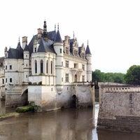 Foto scattata a Château de Chenonceau da Sergey 🔥 Kopov il 5/1/2014