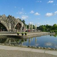 5/27/2013 tarihinde Mariana S.ziyaretçi tarafından Britzer Garten'de çekilen fotoğraf