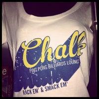 6/17/2012にJane J.がChalk Ping Pong & Billiards Loungeで撮った写真