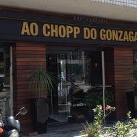 รูปภาพถ่ายที่ Ao Chopp do Gonzaga โดย Paulo Henrique B. เมื่อ 3/20/2012