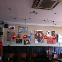 8/1/2011 tarihinde Mikhail S.ziyaretçi tarafından Cafe Nove'de çekilen fotoğraf