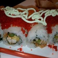 Снимок сделан в Sushi O Bistro пользователем Tamara N. 1/27/2012