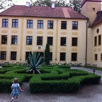 Das Foto wurde bei Hotel Zamek Krokowa von Adam K. am 7/10/2011 aufgenommen