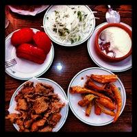 4/29/2012 tarihinde Haydar V.ziyaretçi tarafından Ciğerci Niyazi Usta'de çekilen fotoğraf