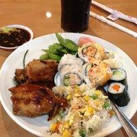 รูปภาพถ่ายที่ Nori Nori Japanese Buffet โดย Jared B. เมื่อ 11/9/2011