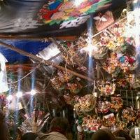Foto diambil di Hanazono Shrine oleh misoco pada 11/26/2011