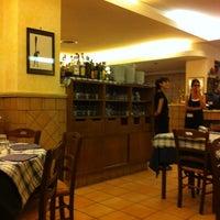 Foto scattata a La Gatta Mangiona da Via Dei Gourmet il 9/27/2011