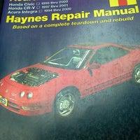 haynes repair manual autozone