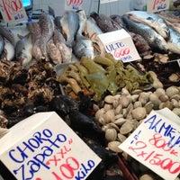 Foto tirada no(a) Terminal Pesquero Metropolitano por Alejandro O. em 3/10/2012