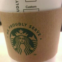 Photo taken at Starbucks by Wendy R. on 3/2/2012