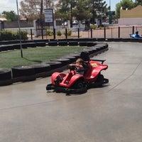 7/19/2012 tarihinde Cynthia B.ziyaretçi tarafından Las Vegas Mini Gran Prix'de çekilen fotoğraf