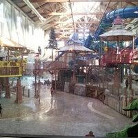 Das Foto wurde bei Great Wolf Lodge von Maria C. am 8/2/2012 aufgenommen