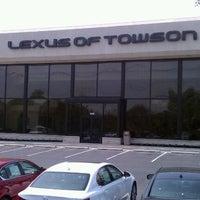 lexus of towson - 6 tips