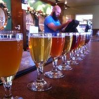 Снимок сделан в Cascade Brewing Barrel House пользователем Brad C. 12/3/2011