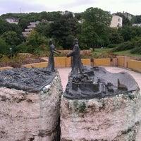 7/31/2011 tarihinde Mede Z.ziyaretçi tarafından Filozófusok kertje'de çekilen fotoğraf