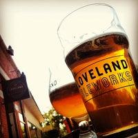 Foto tomada en Loveland Aleworks por Wallis O. el 8/21/2012
