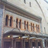 Das Foto wurde bei New York City Center von Kim B. am 7/28/2012 aufgenommen