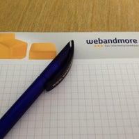 Das Foto wurde bei webandmore - Das Internetsystemhaus von Thomas M. am 6/11/2012 aufgenommen