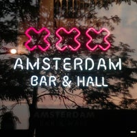 Foto scattata a Amsterdam Bar & Hall da Jim T. il 7/2/2012