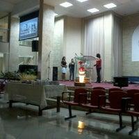 Das Foto wurde bei Igreja Batista Central em Magé von Raul P. am 6/3/2012 aufgenommen