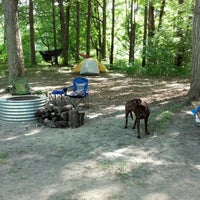 Portage Lake Campground (Waterloo State Recreation Area