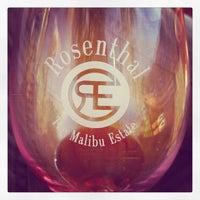 Снимок сделан в Rosenthal Wine Bar & Patio пользователем Mike C. 7/31/2012