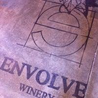 Снимок сделан в Envolve Winery пользователем Chris R. 9/1/2012