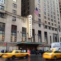 Foto tomada en Wyndham New Yorker por PJ el 5/24/2012