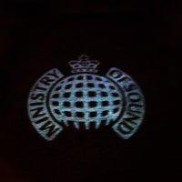 Foto scattata a Ministry of Sound da LZ il 8/12/2012