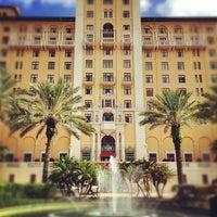 8/9/2012にMario T.がMiami Biltmore Hotelで撮った写真